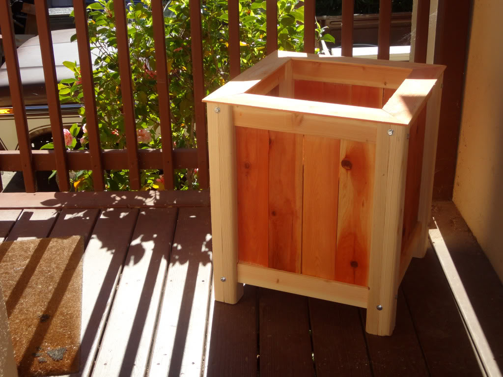 Planterbox2 Woodworking For Mere Mortals