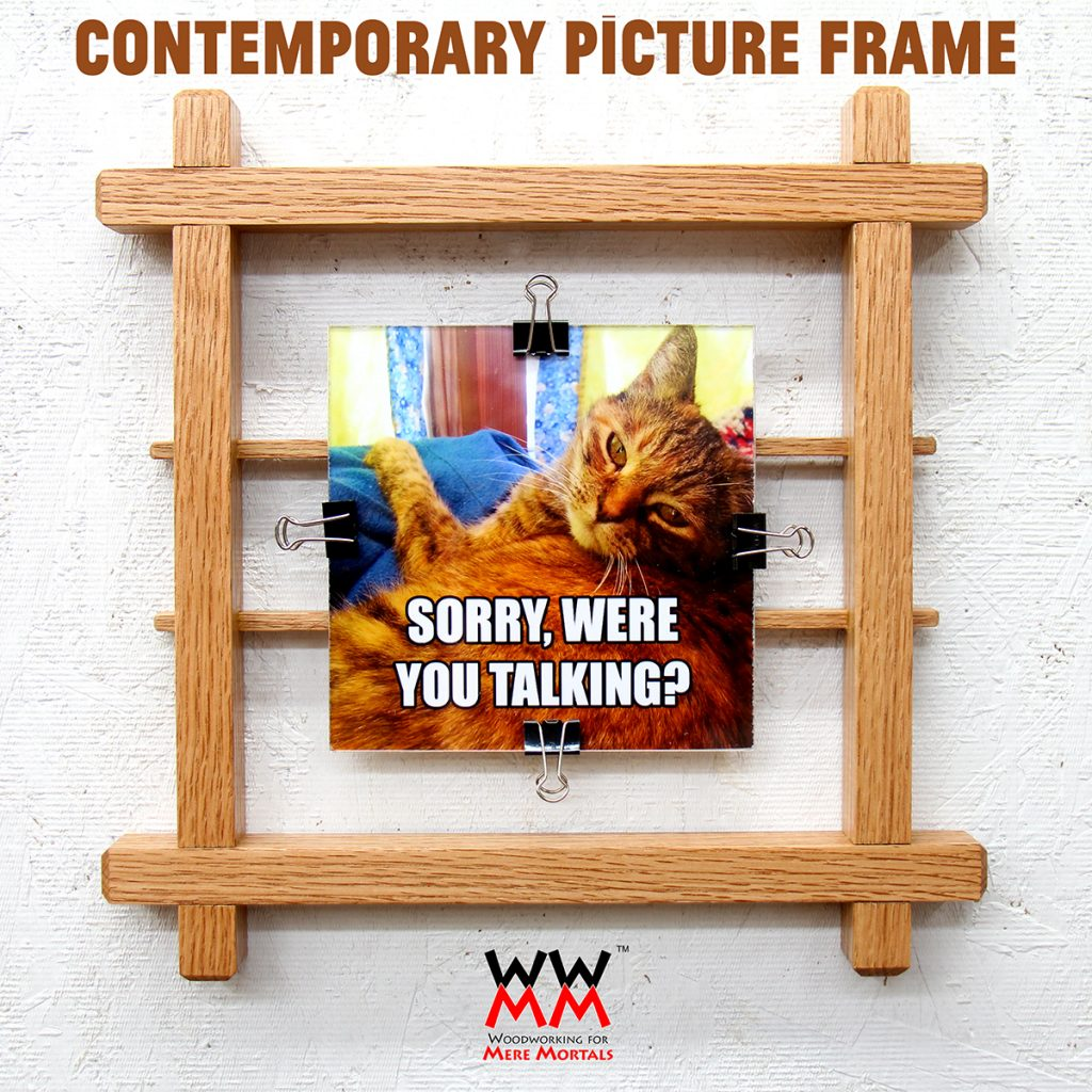 Contemporary Photo Frame