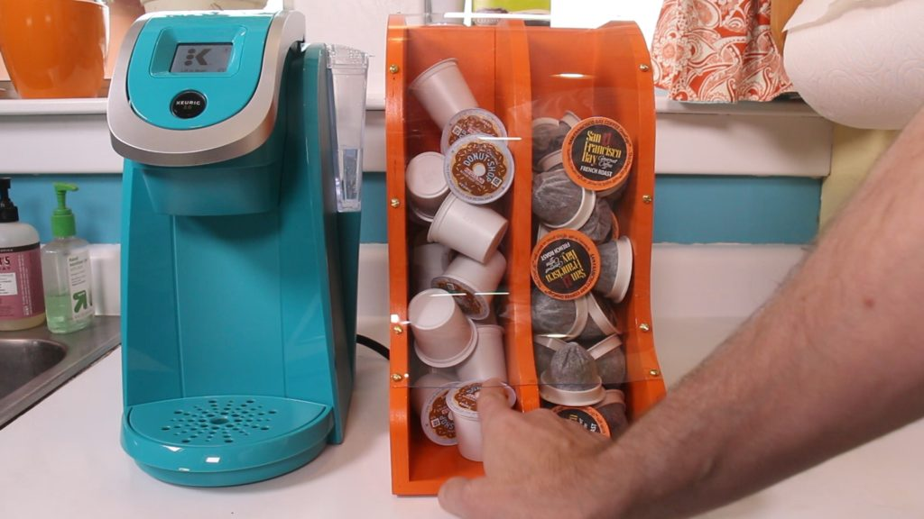 K-Cup Coffee Pod Dispenser