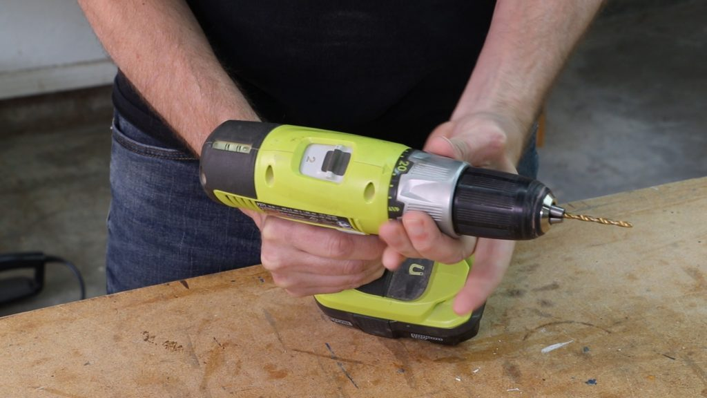 How to use a power drill and impact driver | Woodworking for Mere