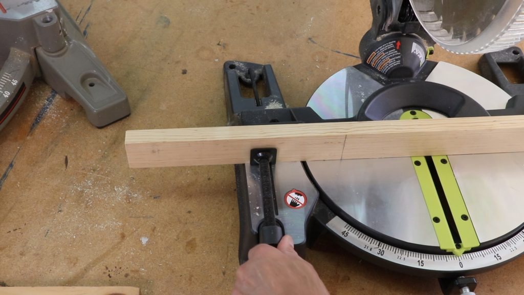 How to use a miter saw Woodworking BASICS | Woodworking for Mere Mortals