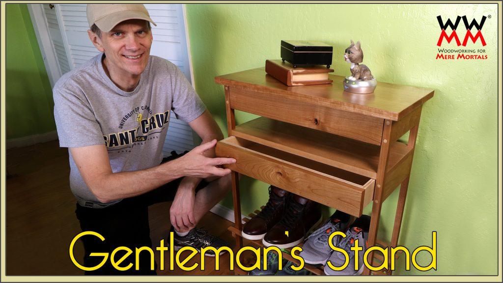 The Gentleman's Stand