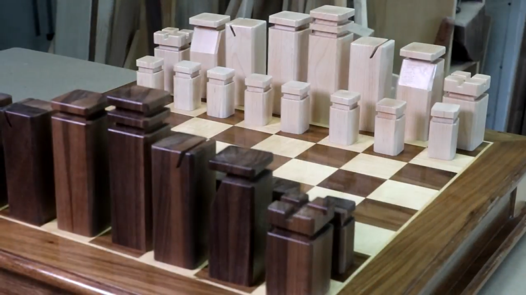 I Made Chess Pieces Woodworking For Mere Mortals