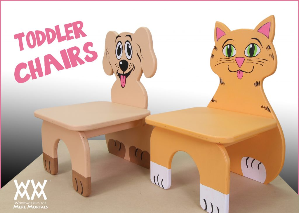 Animal Chairs for Toddlers