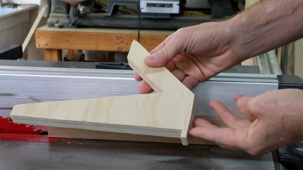 Push Stick for Table Saw