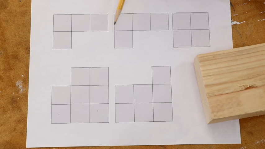 Make A S Wood Puzzle Cube Made From